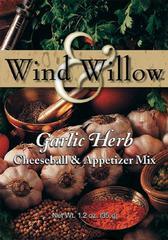 Wind & Willow - Garlic Herb Cheeseball Mix   Amish Country Bulk Food in Branson, Missouri