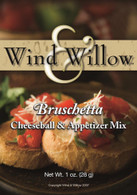 Bruschetta Cheeseball Mix