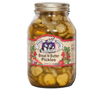 Bread & Butter Pickles - Quart