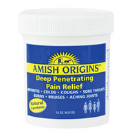 Amish Origins Medicated Salve 3.5 oz