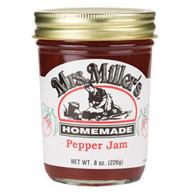 Mrs Miller's Homemade Pepper Jam | Amish Country Bulk Food - Branson, Missouri