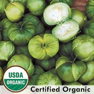 Green Tomatillo Organic