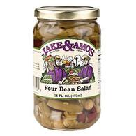 Jake & Amos Four Bean Salad - Pint | Branson Missouri Food Store
