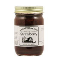 No Sugar Added Strawberry Jam