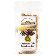 Chocolate Chip Grand-ola Bar | Amish Country Bulk Food in Missouri