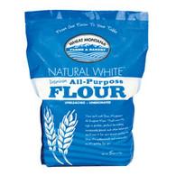 Natural all White flour 5lb.