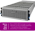 HGST 4U60G2- 600 TB JBOD Storage Platform
