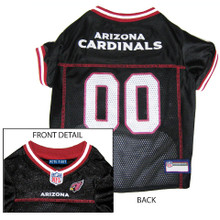 Arizona Cardinals NFL Football ULTRA Pet Jersey