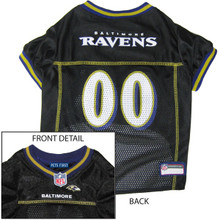Baltimore Ravens NFL Football ULTRA Pet Jersey
