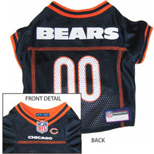 Chicago Bears NFL Football ULTRA Pet Jersey