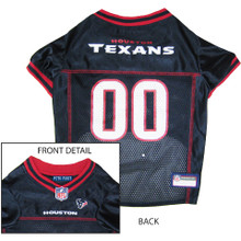 Houston Texans NFL Football ULTRA Pet Jersey