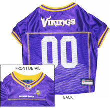 Minnesota Vikings NFL Football ULTRA Pet Jersey