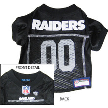 Oakland Raiders NFL Football ULTRA Pet Jersey