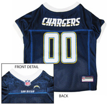 San Diego Chargers NFL Football ULTRA Pet Jersey