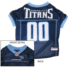 Tennessee Titans NFL Football ULTRA Pet Jersey
