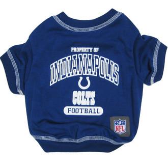 Indianapolis Colts NFL Football Pet T-Shirt