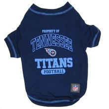 Tennessee Titans NFL Football Pet T-Shirt