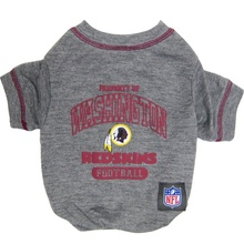 Washington Redskins NFL Football Pet T-Shirt