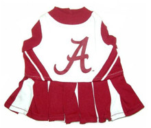 Alabama Football Pet Cheerleader Outfit