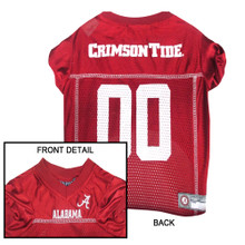 Alabama Football Pet Jersey