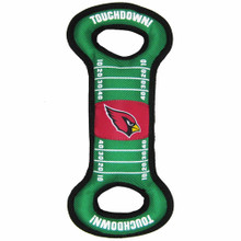 Arizona Cardinals NFL Field Tug Toy
