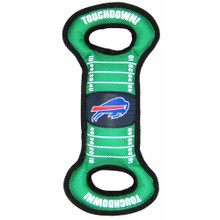 Buffalo Bills NFL Field Tug Toy