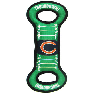 Chicago Bears NFL Field Tug Toy