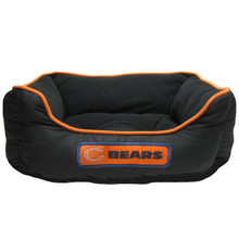 Chicago Bears NFL Football NESTING Pet Bed