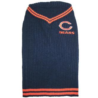Chicago Bears NFL Football Pet SWEATER
