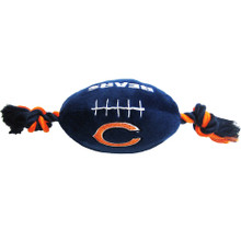 Chicago Bears NFL Plush Football Toy