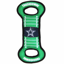 Dallas Cowboys NFL Field Tug Toy