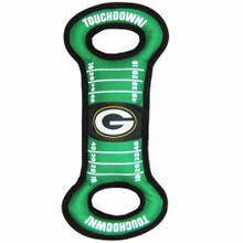 Green Bay Packers NFL Field Tug Toy