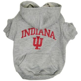 Indiana Hoosiers NCAA Pet Hoodie Sweatshirt