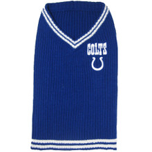 Indianapolis Colts NFL Football Pet SWEATER