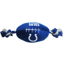 Indianapolis Colts NFL Plush Football Toy