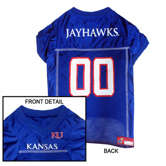 Kansas Jayhawks Dog JERSEY