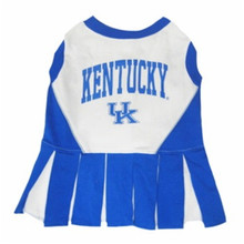 Kentucky Wildcats Dog Cheerleader Outfit