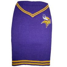 Minnesota Vikings NFL Football Pet SWEATER