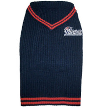 New England Patriots NFL Football Pet SWEATER
