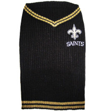 New Orleans Saints NFL Football Pet SWEATER