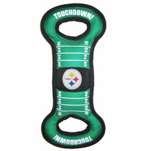Pittsburgh Steelers NFL Field Tug Toy