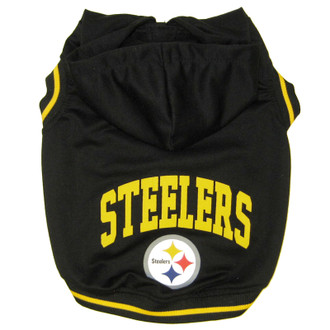Pittsburgh Steelers NFL Football Dog HOODIE