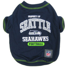 Seattle Seahawks NFL Football Pet T-Shirt