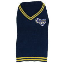 St Louis Rams NFL Football Pet SWEATER