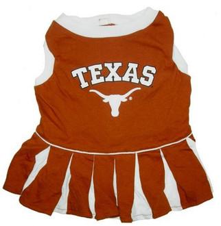 Texas Dog Cheerleader Dress