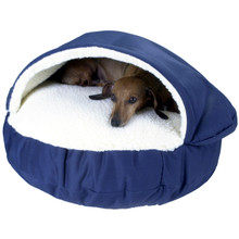 Cozy Cave Pet Bed