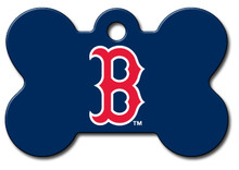 Boston Red Sox Pet ID Tag - With Engraving