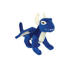 Blue Dragon Jr Mighty Dog Squeaker Toy