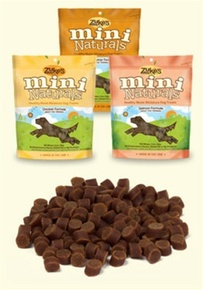 Zukes Mini Naturals Dog Training Treats
