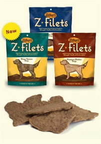 Zukes Z-Filets Dog Treats